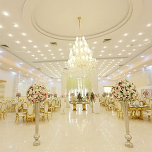 تالار و باغ عروسی